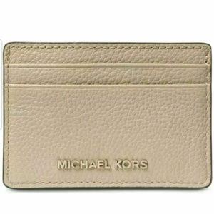 MICHAEL Michael Kors Money Pieces Pebble Leather C